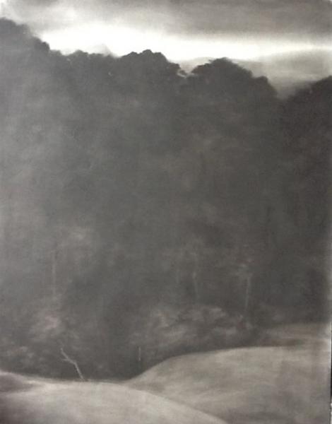 monted on dibond, 207x150cm, 2011