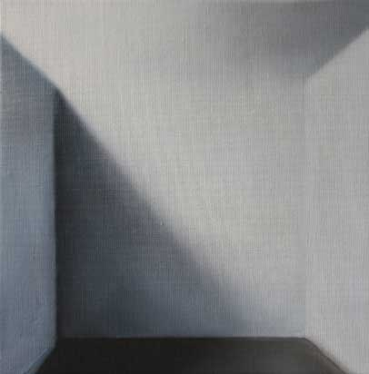 Oil on canvas,30x30cm,2009, pr coll