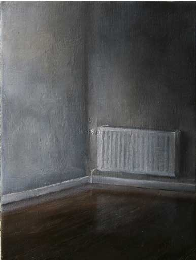 Oil on canvas, 24x18cm, 2009
