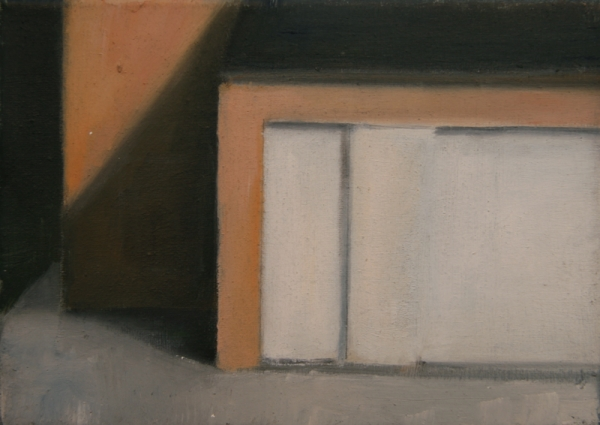 Oil on canvas, 9x12cm, 2010